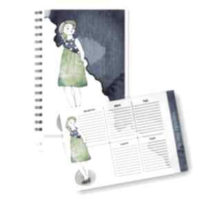 Komplet do szkoły dla dziewczynki notesy parallel world zeszyt