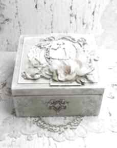 Pudełko ślubne - niezbędnik małżeński ślub papierowa p