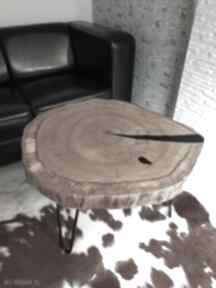 Sciete i pociete: loft-stolik stolik-kawowy stolik-z-drewna