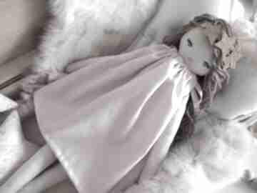 Personalizowana lalka szmaciana #222 lalki szyje pani lalka