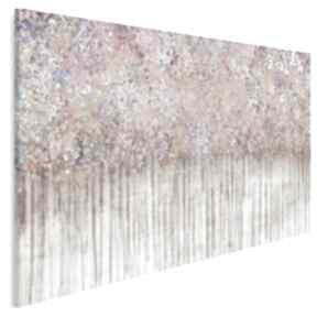 Obraz na płótnie - kropki kolorowy abstrakcja 120x80 cm 72701