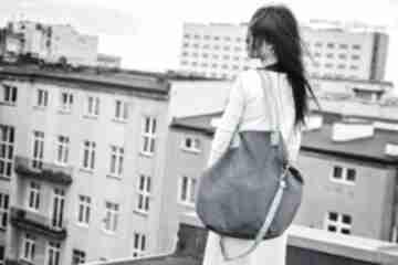 Mana mysza worek xl na ramię pracownia torba, oversize, duża