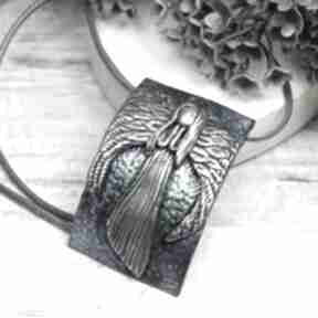 Naszyjnik anioł - wyjątkowy i oryginalny z motywem anioła