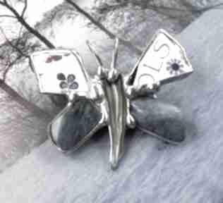 broszki? broszka-z-kamieni ceramika-broszka broszka-motyl