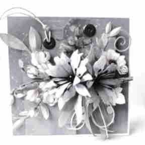 Z życzeniami - w pudełku scrapbooking kartki marbella życzenia