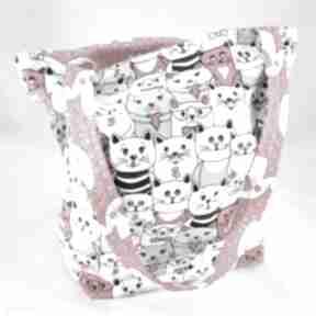 Torba na zakupy bawełniana ecotorba sznurekwiki torba, zakupy