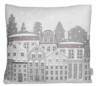 Pomysły na prezenty pod choinkę! Poduszka zimowa wzór 9 poduszki