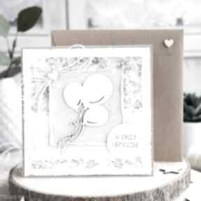 Kartka urodzinowa z balonami warstwowa, w kopercie kartki mrufru
