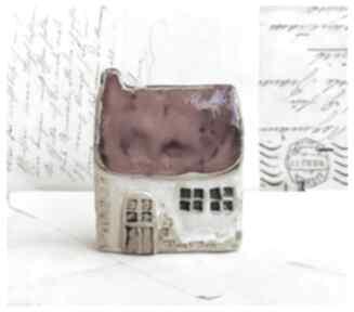 Domek z czerwonej zagrody 1 ceramika wylegarnia pomyslow