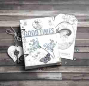 Stylowy notes good times scrapbooking notesy damusia notes, dama