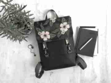 Fabrykawis damski plecak, plecak do pracy, mini wegański wygoda,
