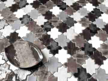 "Kafle ceramiczne ""podróż do maroka"" ceramika ceramystiq studio"