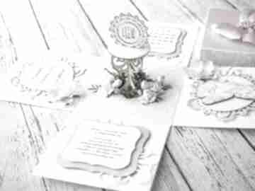 scrapbooking kartki! Exploding box - Komunia Św