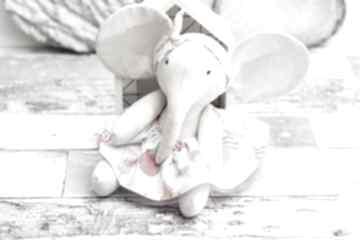 lalki. słonik prezent pluszak przytulanka roczek lala