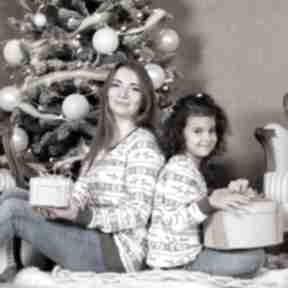 Pomysł na prezent świąteczny? Świąteczny zestaw bluz christmas