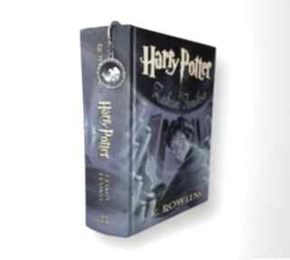 Zakładka książki jednorożcem jednorożec potter prezent urodzinowy