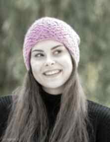 Explorer cieniowany landrynki czapki brain inside czapka, zimowa