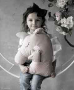 Poduszka dziecięca jednorożec z dzieckiem maskotki