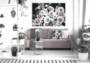 ludesign gallery: obraz-z-kwiatami obraz-z-malwami malwy-grafika