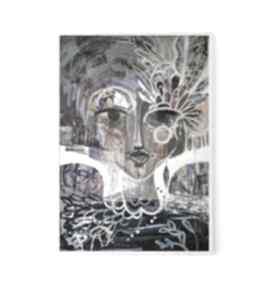 Plakat a3 - flora plakaty creo plakat, wydruk, twarz, kobieta