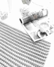 Prostokątny dywan ze sznurka bawełnianego 74 cm x 120 dom pule