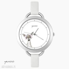 Zegarek - sarenka zegarki yenoo zegarek, bransoletka, skórzany
