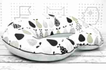Duża poduszka do karmienia gruszki dla dziecka nuvaart poduszka