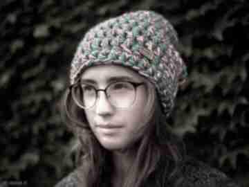 Mimi Monsterczapka-szydełkowana czapka-zimowa czapka-kolorowa