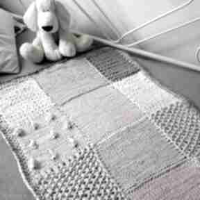 Dziecięcy kocyk pokoik dziecka the wool art dziecko, koc, kocyk