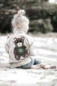 Bomberka miś - bez bejbistory dziewczynka, rękodzieło, chłopiec