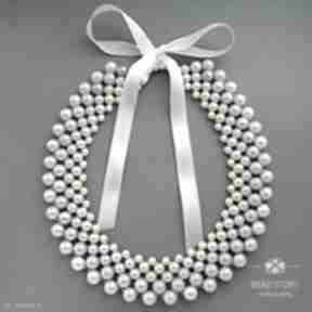 Amelia naszyjniki bead story wiosenny, pastelowy, kolia