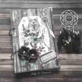 scrapbooking notesy? Stylowy notes/pamiętnik BOHO - KOLOROWE