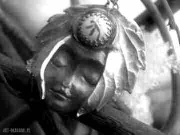 Srebrny wisior - zimowy sen wisiorki jachyra jewellery natura