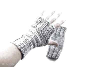 rękawiczki? rekawiczki-bez-palcow mitenki-na-drutach