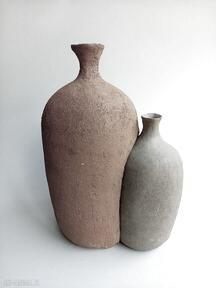 KMDekawazon zestaw-wazonów wazon-surowy wazon-industrialny