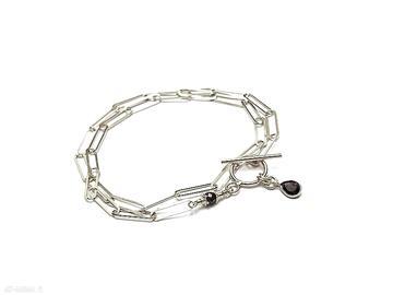 Chain garnet vol 8 - naszyjnik naszyjniki katia i krokodyl