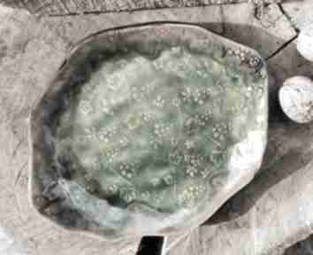 Ceramiczny talerz c183 ceramika shiraja talerz, ceramiczny
