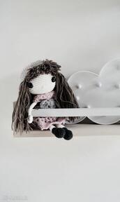 Timosimo - laleczka na szydełku pola lalki laleczka, włóczka,