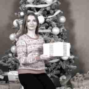 Pomysł na prezent pod choinkę! Świąteczna bluza damska christmas
