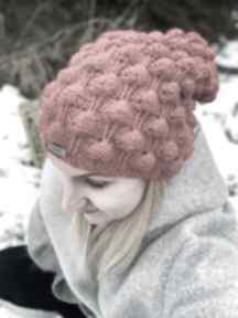 Fantazyjna czapka czapki the wool art czapka, nadrutach