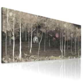 ludesign gallery! pejzaż-las drzewa-obraz obraz-abstrakcyjny