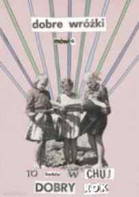 Dobre wróżki - plakat wydruk kolażu analogowego b1 plakaty