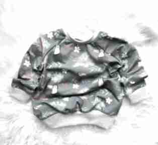 Bluza dresowa tukan slow village dla noworodka, dresowa
