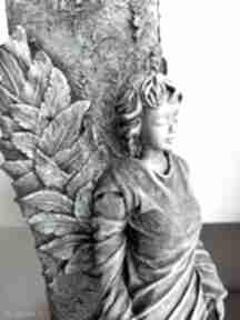 Twój osobisty anioł świecznik dekoracje nor art anioł-stróż