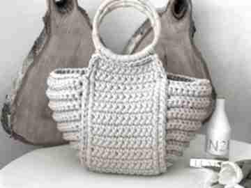 Damska torebka koszyk handmade fabryqaprzytulanek damska