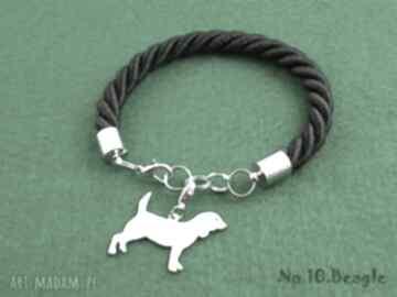 FRROdesign Bransoletka beagle pies nr. 10