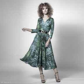 Amelia tropical - sukienka sukienki milita nikonorov