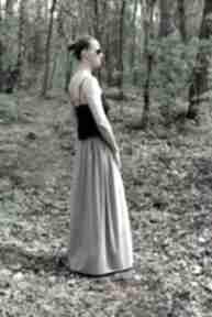 spódnice Długa zwiewna lejąca się spódnica Boho