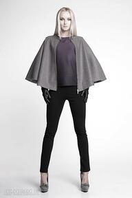 Narzutka na kombinezon poncho pawel kuzik moda