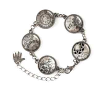 Mandala bransoletka zen orientalna biżuteria prezent ręcznie